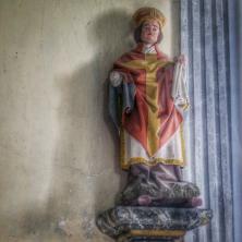 Saint Antide, Eglise Antheuil, Vallée de l'Ouche, Bourgogne