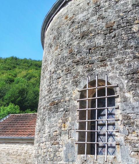 Vestige ancien prieuré, 1004, Eglise Antheuil, Vallée de l'Ouche, Bourgogne