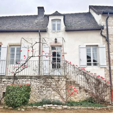 Maison dans le village de Mercurey