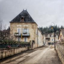 En flânant à Mercurey Bourgogne