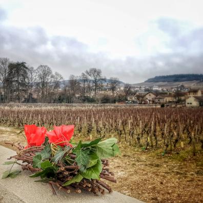 Décoration Saint Vincent Mercurey 2017 Bourgogne