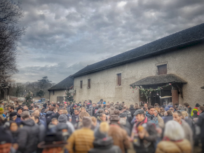 record d'affluence, Saint-Vincent 2017, Mercurey, Bourgogne
