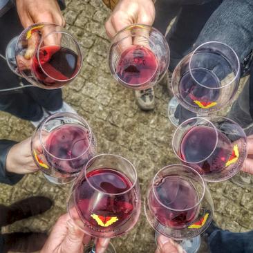 Convivialité et partage, saint Vincent 2017, Mercurey,Bourgogne