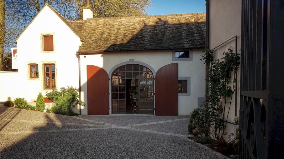 La Maison, Vougeot, Bourgogne, France