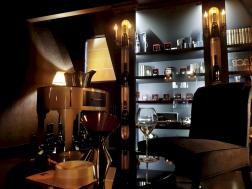 La JCB Lounge, La Maison, Vougeot, Bourgogne, France