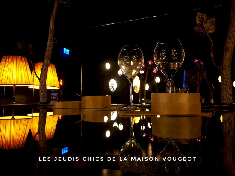 Les jeudis chics afterwork,, La Maison, Vougeot, Bourgogne, France