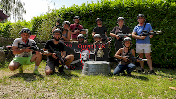 Arc Aventures _ Laser game outdoor _ Dijon
