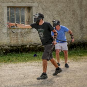 Achery battle arc aventures Dijon