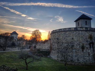 Rempart, Beaune Bourgogne
