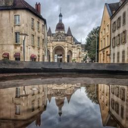 Basilique collégiale Notre Dame de Beaune, Bourgogne