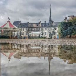 Place Carnot, Beaune, Bourgogne