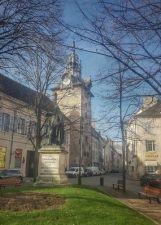 Place Monge, Beaune, Bourgogne