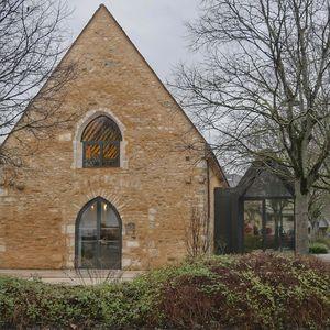 Chapelle du Saint-Esprit, Beaune, Bourgogne