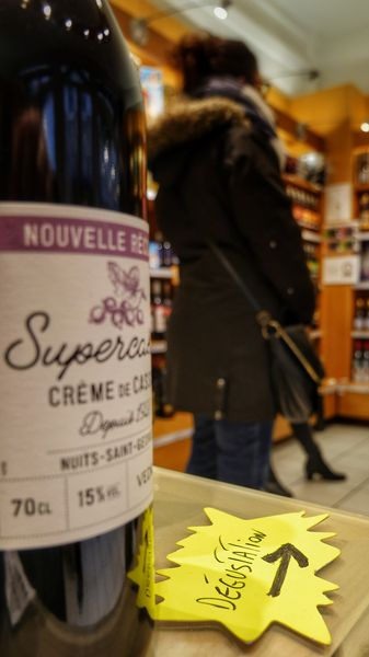 Boutique Védrenne, Beaune, Bourgogne