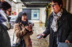 Bérangère, guide pour l'Office de Tourisme Beaune&Pays Beaunois, Beaune, Bourgogne, France